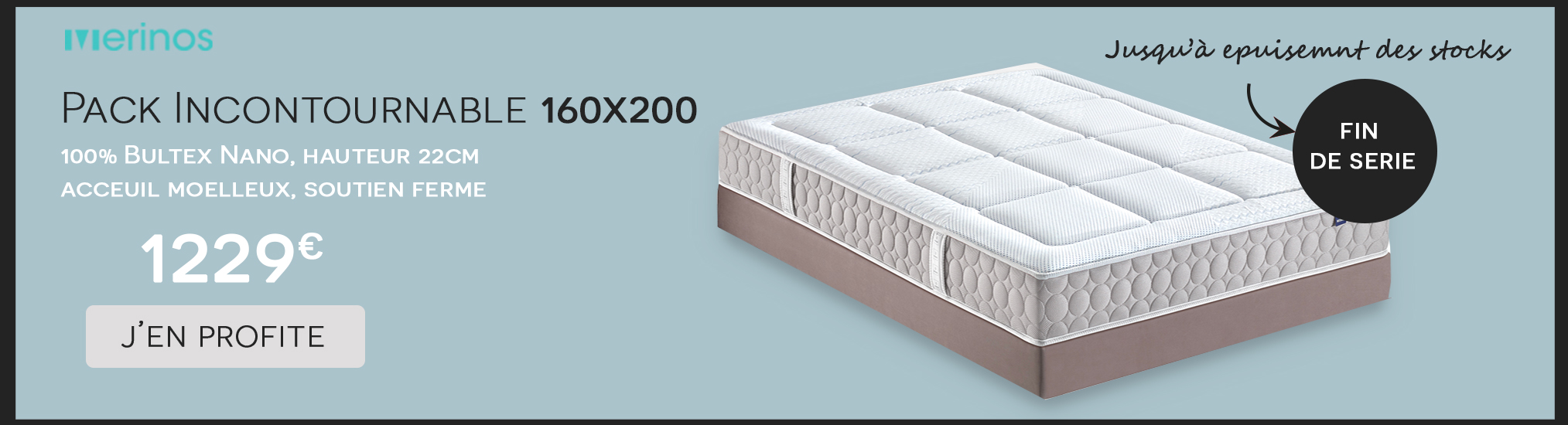 Pack Incontournable 160x200