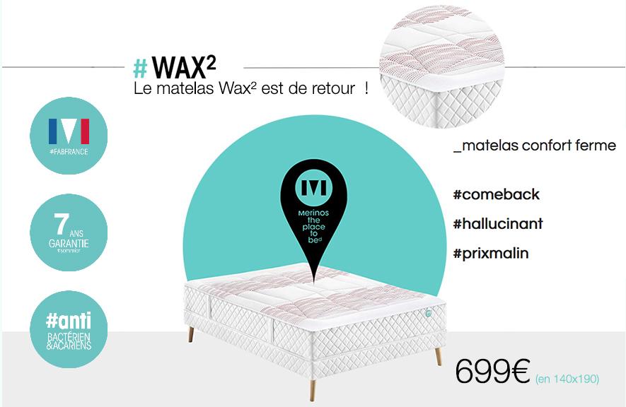 Pack Merinos WAX 2