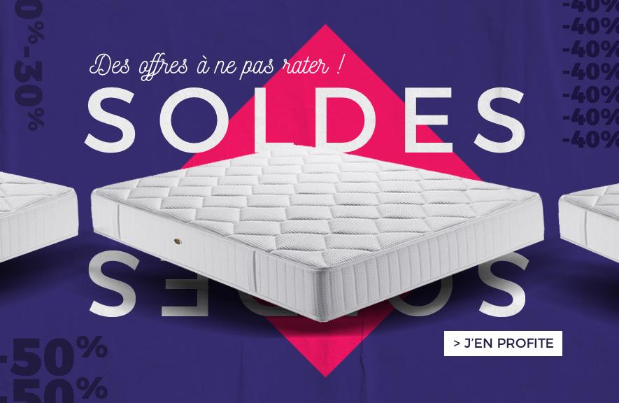 SOLDES ALLOmatelas 2019