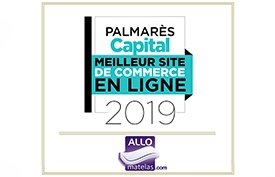 Palmarès CAPITAL 2019  ALLOmatelas