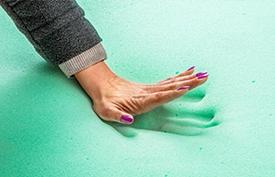 Pourquoi choisir un matelas en mousse à mémoire de forme ?