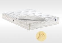 Matelas Ressorts Merinos GUARDIAN PURE MORNING 140x190 (2 pers)