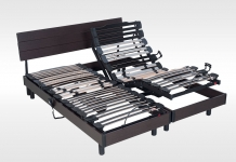 Têtes de lit Epéda DOSSERET RELAXATION DR 1100 160 cm