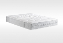 Matelas Ressorts Treca AIR SPRING 800 @5 200x200 (XL King)