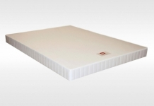 Sommiers Lattes Treca DECO ROCKY GRIS 140x190 (2 pers)