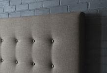 Tête de lit Simmons Tête de lit ROMEO 140 cm