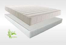 Matelas Ressorts Sommiers Lovely Bed NATURE SPRING DORSOLAT 140x190 (2 pers)