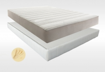 Matelas Mémoire de forme Sommiers Lovely Bed MEMORY FIRST DORSOLAT 140x190 (2 pers)