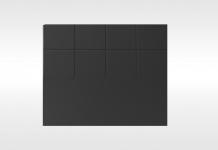 Têtes de lit Bultex DOSSERET SALINA 160 cm