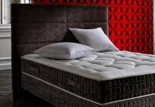 Têtes de lit Epéda Tête de lit COUTURE DEDICACE 140 cm