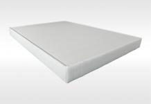Sommiers Lattes ALLOmatelas DORSOLAT 160x200 (Queen size)