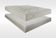 Matelas Ressorts Sommiers Simmons SELECT 1100 QUALISOM CUV 100% RESSORT 140x190 (2 pers)