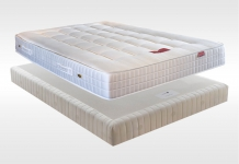 Matelas Ressorts Sommiers Treca IMPERIAL PULLMAN FER + IMP SOFT SPRING 140x190 (2 pers)