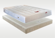 Matelas Ressorts Sommiers Treca IMPERIAL AIR SPRING IMP SOFT SPRING 140x190 (2 pers)