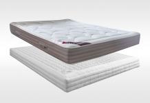 Matelas Latex Sommiers André Renault STAR FERME BASIC 140x190 (2 pers)