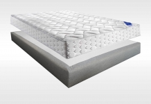 Matelas Mousse Sommiers Dunlopillo CLOUD 1 MADISON 15 140x190 (2 pers)