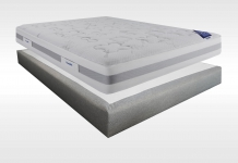 Matelas Latex Sommiers Dunlopillo CONNECTING 5 MADISON 15 140x190 (2 pers)