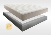 Matelas Mémoire de forme Sommiers Lovely Bed MEMORY TOUCH MADISON 15 140x190 (2 pers)