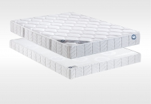 Matelas Mousse Sommiers Bultex INOVO 120 CONFORT FERME 180x200 (2 pers) duo