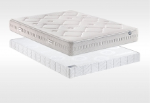 Matelas Mousse Sommiers Bultex INOVO 930 CONFORT FERME 180x200 (2 pers) duo