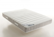 Matelas Ressorts Lovely Bed LATEX SPRING 140x190 (2 pers)