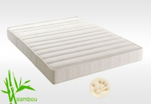 Matelas Mémoire de Forme Lovely Bed NATURE FORME 140x190 (2 pers)