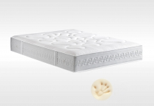 Matelas Ressorts Treca PULLMAN VISCO 200x200 (XL King)