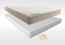 Matelas Mémoire de forme Sommiers Lovely Bed MEMORY TOUCH DORSOLAT 140x190 (2 pers)