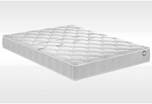 Matelas Mousse Bultex SILVERY 140x190 (2 pers)