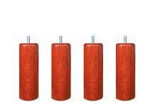 Pieds de lit ALLOmatelas PIEDS MERISIER 20 CM CYLINDRE 20 cm