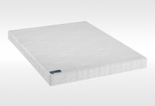 Sommiers Lattes Bultex TAPISSIER RECOUVERT 140x190 (2 pers)
