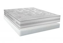 Matelas Latex Sommiers André Renault NEO STAR FERME DORSOLAT 140x190 (2 pers)