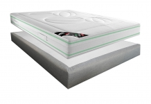 Matelas Latex Sommiers Dunlopillo HEVEANE MADISON 15 140x190 (2 pers)