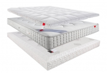 Matelas Ressorts Sommiers Epéda CAMBRURE COCOON + CONFORT FERME 180x200 (2 pers) duo