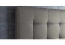 Têtes de lit Simmons Tête de lit MILAZZO H125 cm 140 cm
