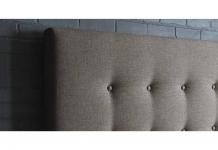 Têtes de lit Simmons Tête de lit ROMEO H100 cm 140 cm