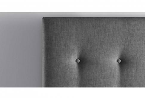 Têtes de lit Simmons Tête de lit APPOLO H100 cm  100 cm