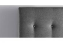 Têtes de lit Simmons Tête de lit APPOLO H125 cm 140 cm