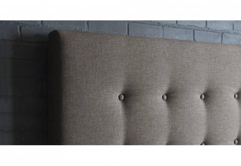 Têtes de lit Simmons Tête de lit ROMEO H125 cm  140 cm