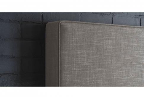 Têtes de lit Simmons Tête de lit SQUADRA H125 cm  140 cm