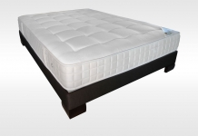 Matelas Ressorts Sommiers Treca PRESIDENT AMBIANCE 15 CAFE 140x190 (2 pers)