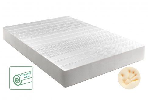 Matelas Mémoire de Forme Senze FIRST  180x200 (King size)