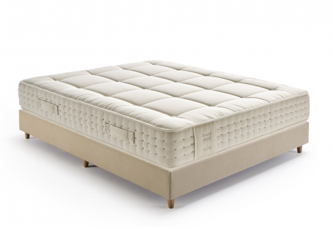 Matelas Ressorts Sommiers OOSE LEON & LEONIE BOXSPRING  140x190 (2 pers)