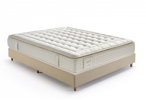 Matelas Ressorts Sommiers OOSE OSCAR BOXSPRING  140x190 (2 pers)