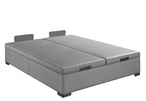 Sommier coffre Simmons COFFRE RESSORTS  90x200 (1 pers)