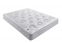 Matelas Ressorts Simmons CLIMA + MILLESIME 140x190 (2 pers)