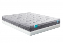 Matelas Latex Sommiers Dunlopillo LE RAYONNANT DORSOLAT 140x190 (2 pers)