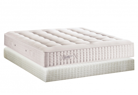 Matelas Ressorts Sommiers Simmons SELECT 1500 MI-FERME QUALISOM CUV 100% RESSORT  140x190 (2 pers)