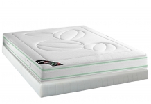 Matelas Latex Sommiers Dunlopillo HEVEANE DORSOLAT 160x200 (2 pers) duo