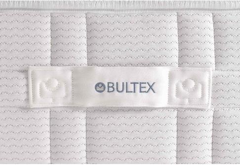 Literie Mémoire de forme Bultex I NOVO 9500 DORSOLAT  140x190 (2 pers)
